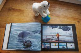 Offrez un album photo de voyage, un livre photo en cadeau de Noël