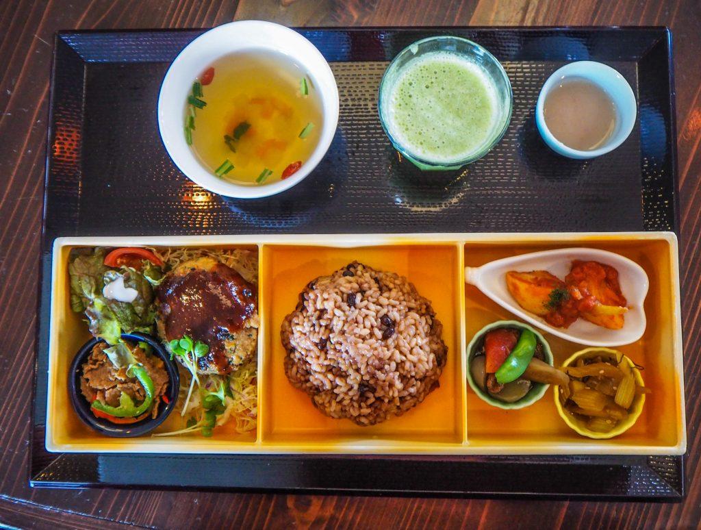 Shojin Cafe Foi, un restaurant végétarien et vegan à Wakayama