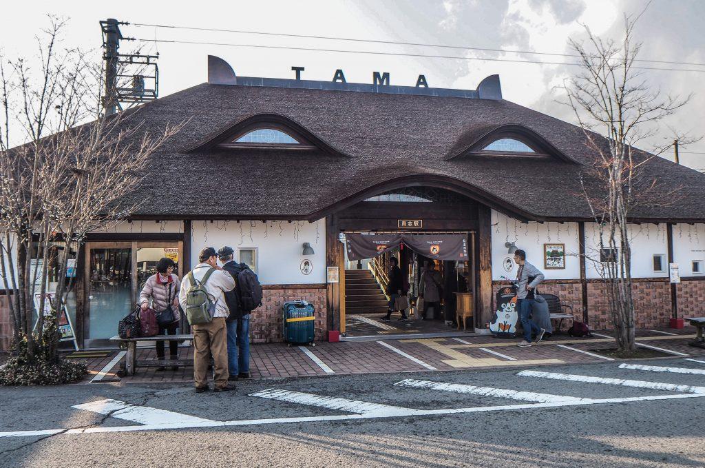 Electric Railway Kishigawa Line pour Kishi et pour rencontrer Nitama