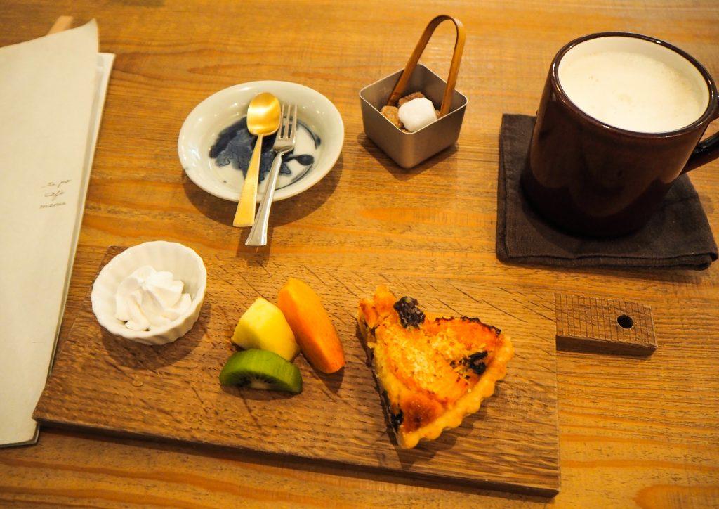 Café ti.po à Wakayama