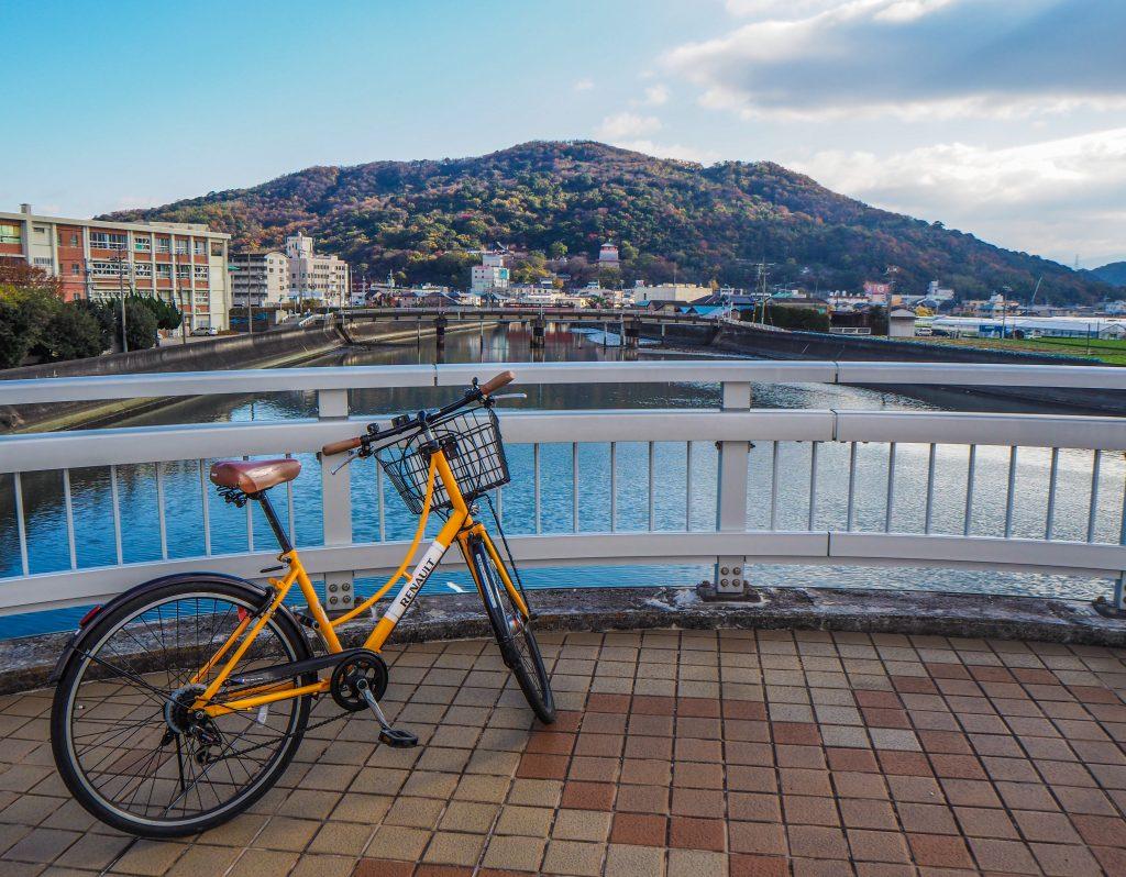 Louer un vélo et découvrir les secrets de Wakayama