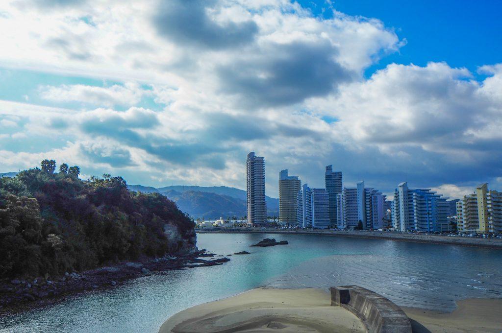 Marina City à Wakayama