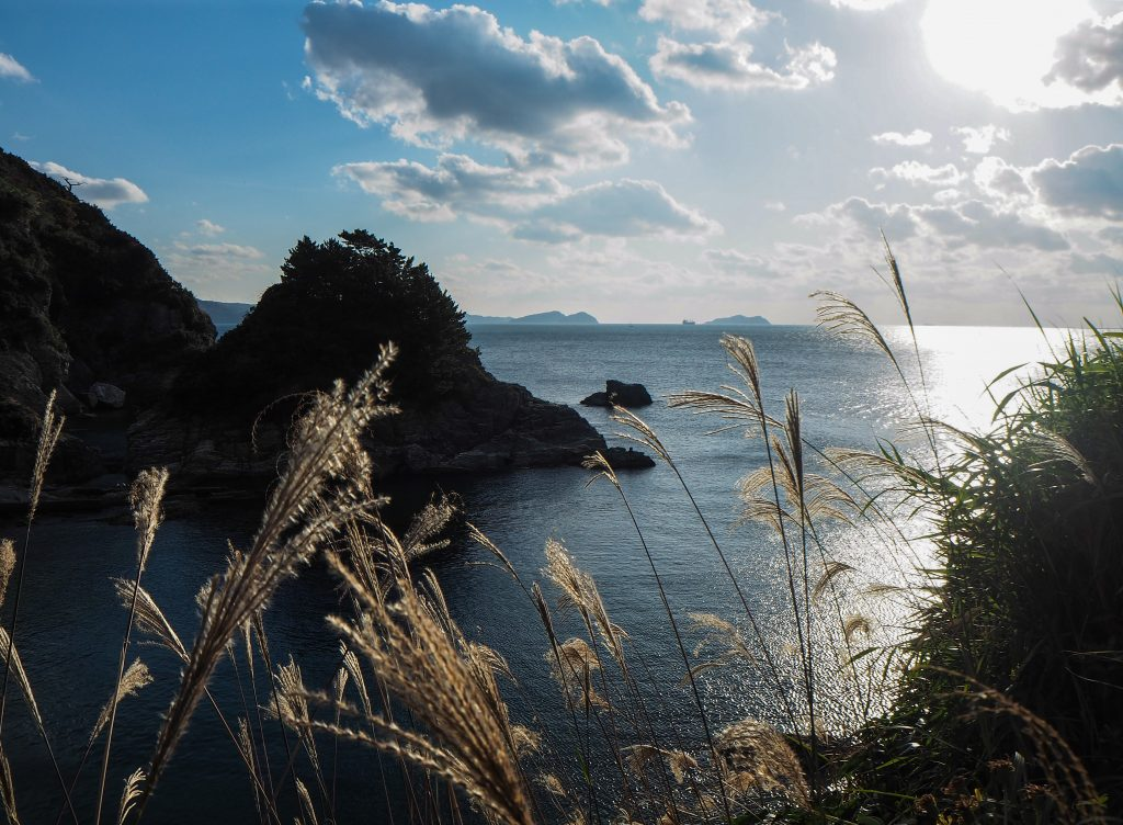 Mon secret à Wakayama, le parc Bandoko Teien Garden