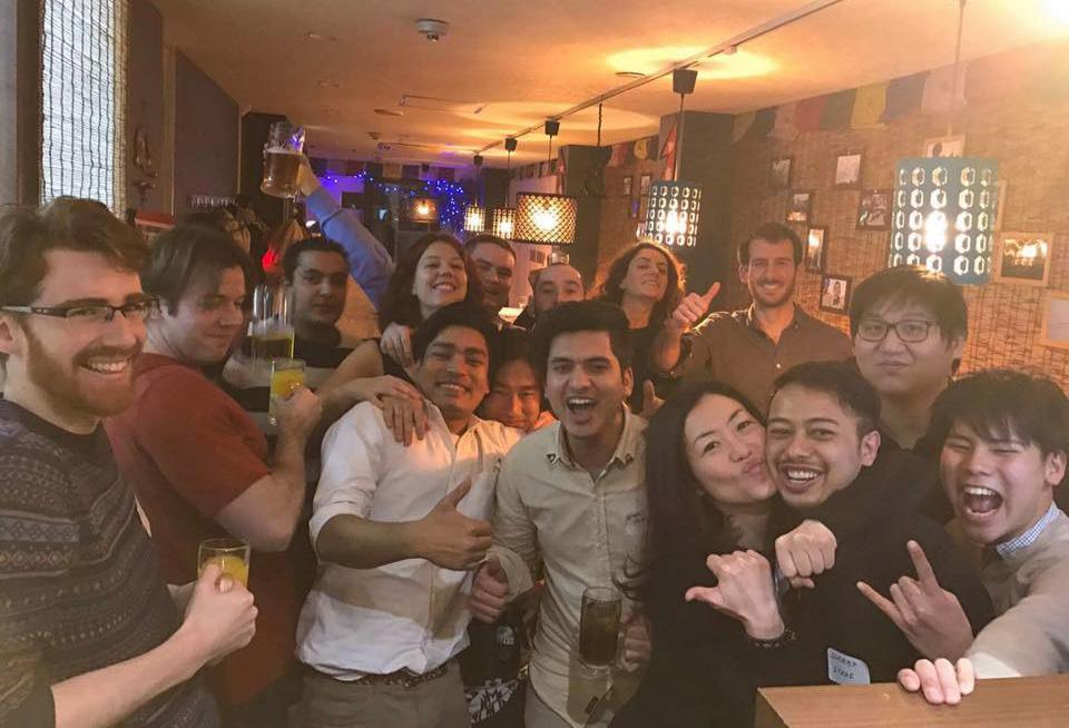 Se faire des amis au Japon pour apprendre le Japonais
