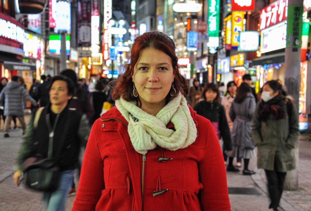 A culture shock in Japan