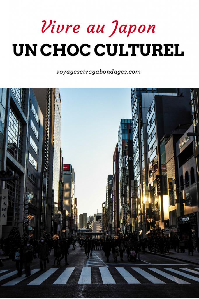 Vivre au Japon: un choc culturel