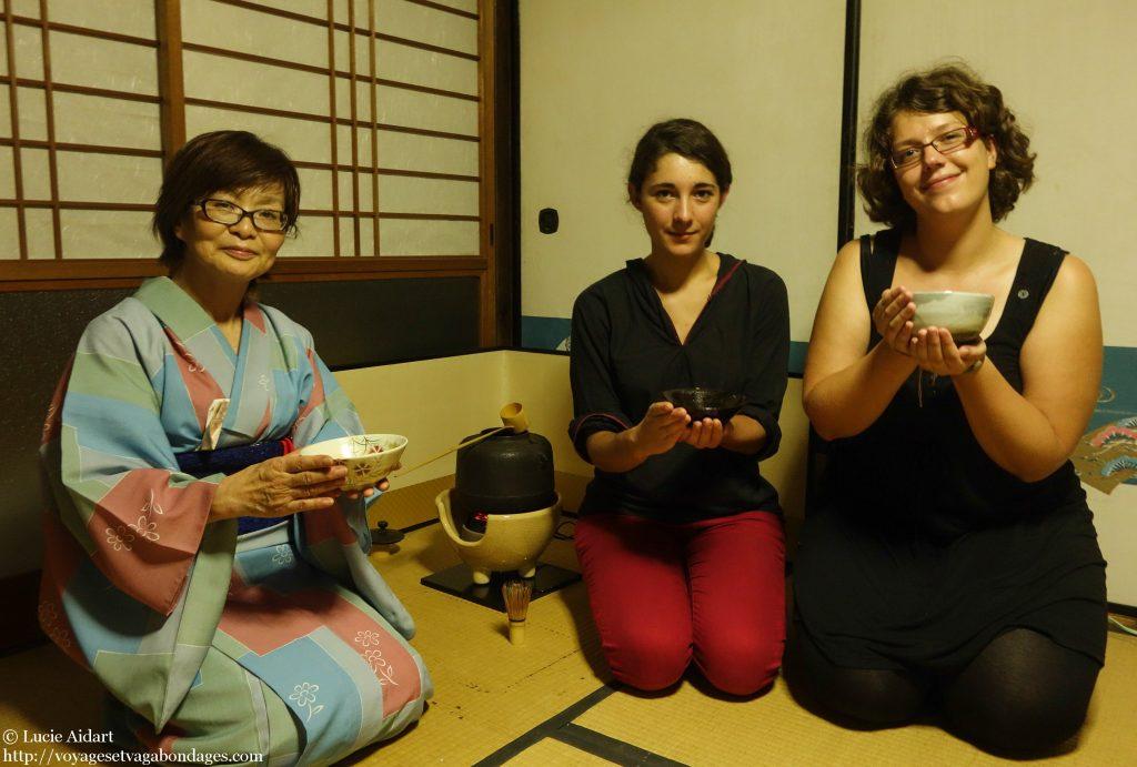 Travailler dans une ferme au Japon en l'échange du logement et de la nourriture gratuite