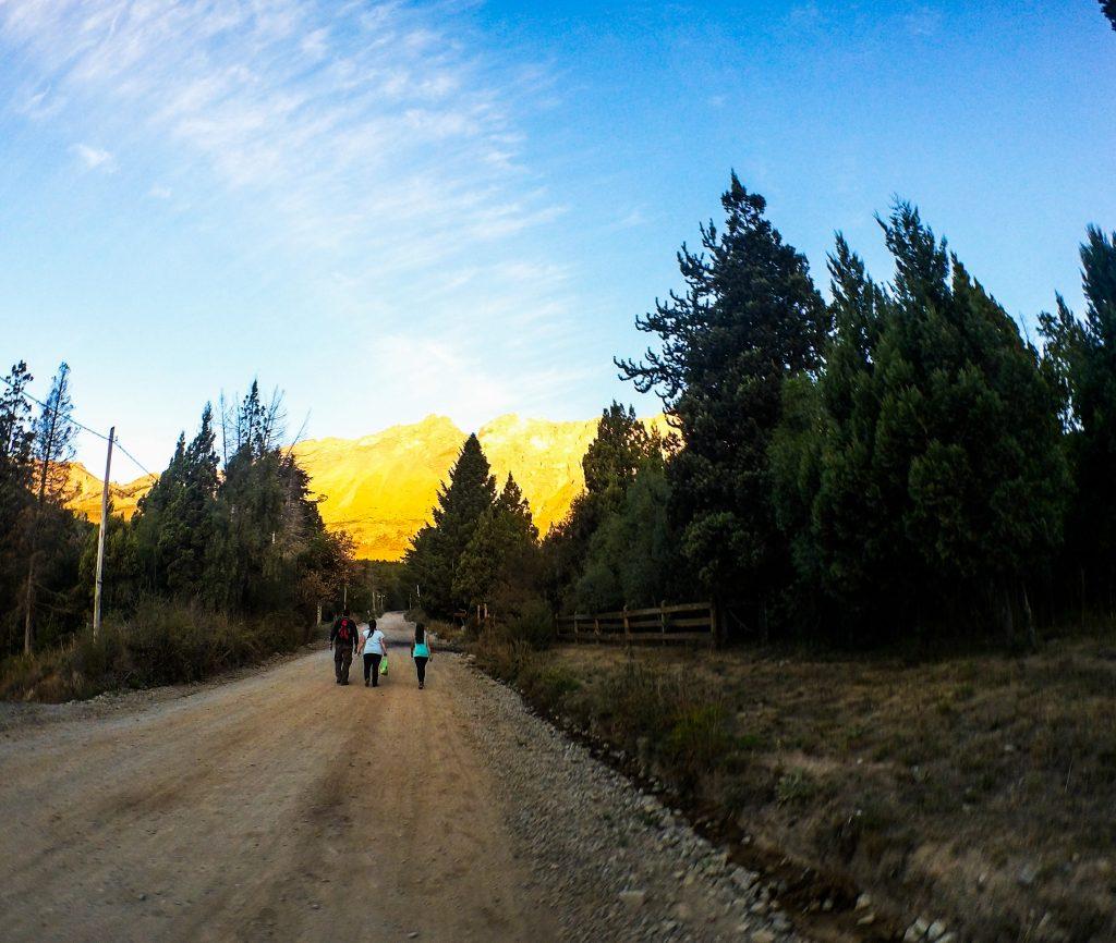 Travailler dans une auberge de jeunesse en Patagonie Argentine: un mois de volontaria Workaway à El Bolson