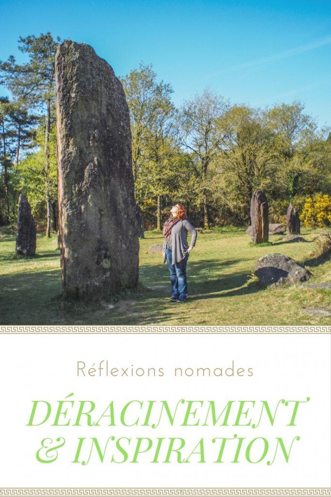 Entre déracinement et inspiration - réflexions nomades après un burnout de voyage
