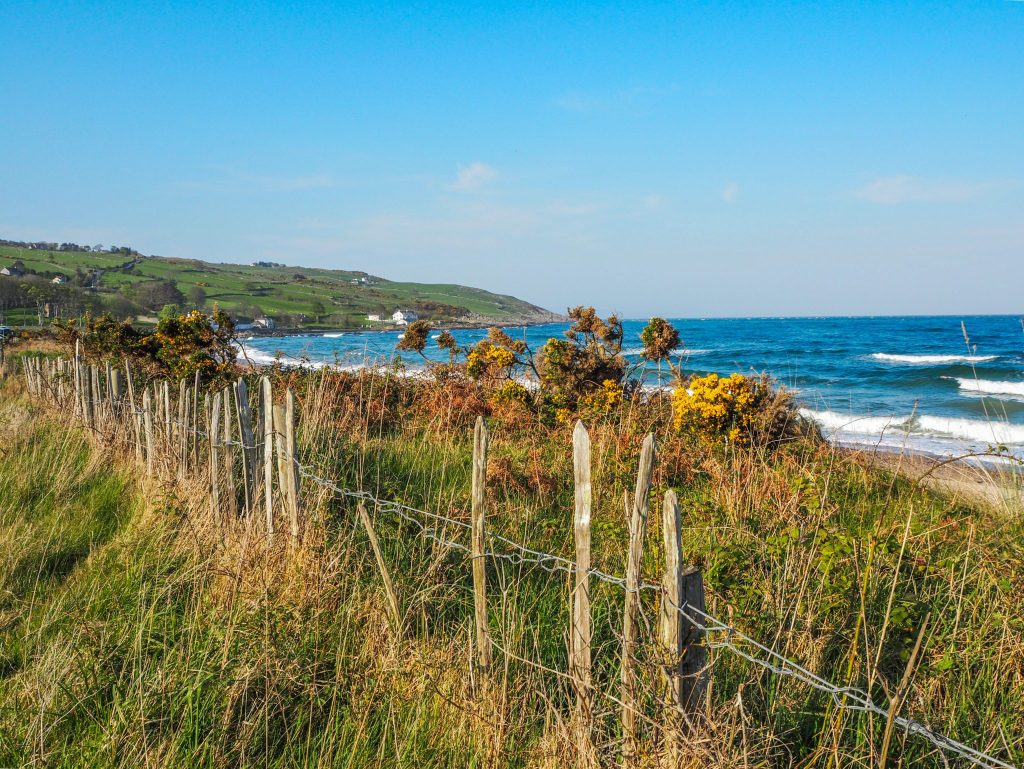 La Causeway Coastal Route en Irlande du Nord: un des meilleurs road-trips au monde: Cushendun