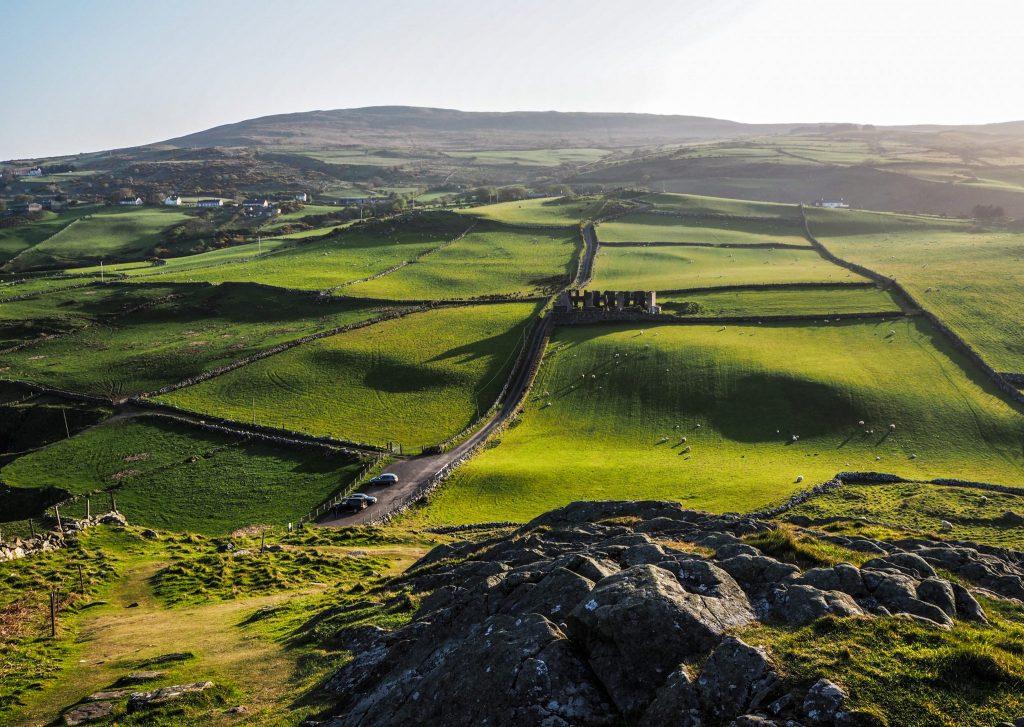 La Causeway Coastal Route en Irlande du Nord: un des meilleurs road-trips au monde: Torr Head Road