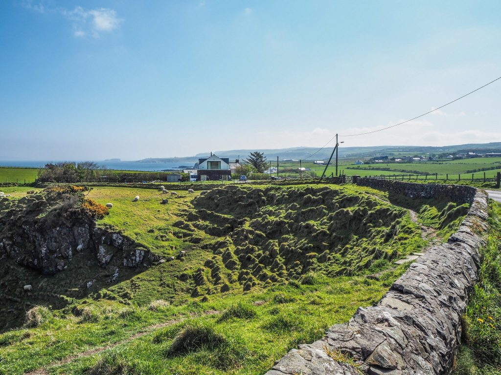 La Causeway Coastal Route en Irlande du Nord: un des meilleurs road-trips au monde