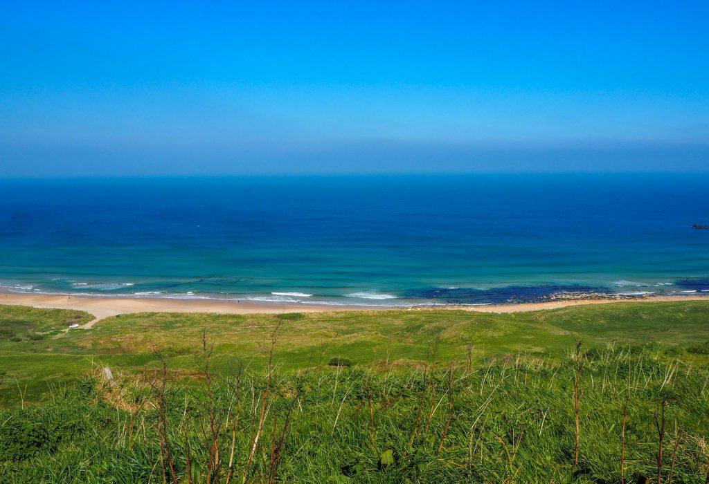 La Causeway Coastal Route en Irlande du Nord: un des meilleurs road-trips au monde: White Park Bay