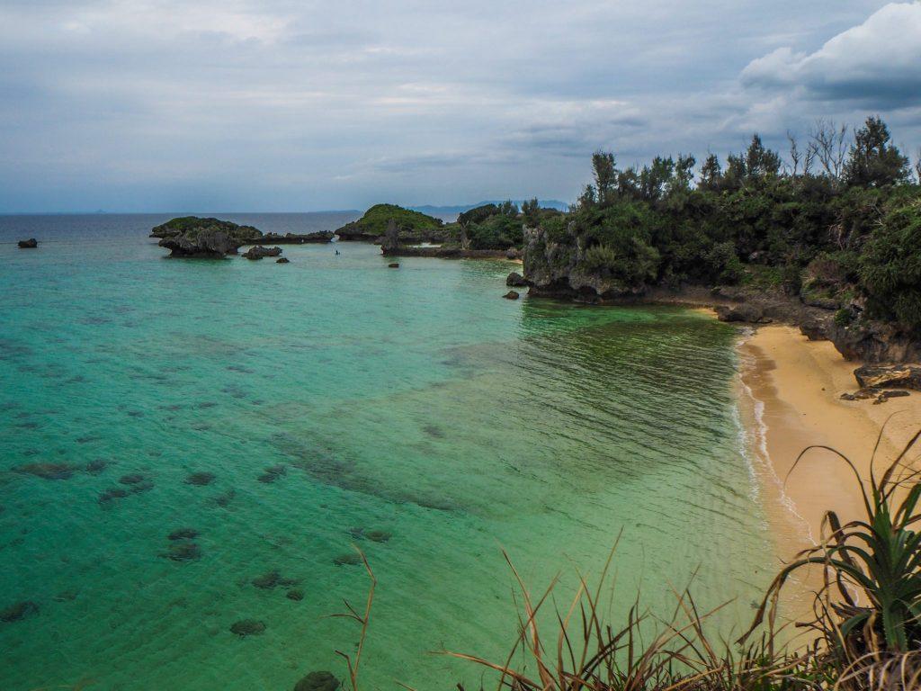 Visiter l'île d'Okinawa au Japon sans voiture: récit, bonnes adresses et guide pratique: Maeda