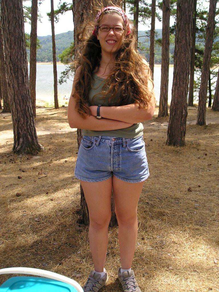 Lucie, 18 ans. Gardez la forme en voyage: nomadisme, santé, sport et voyage