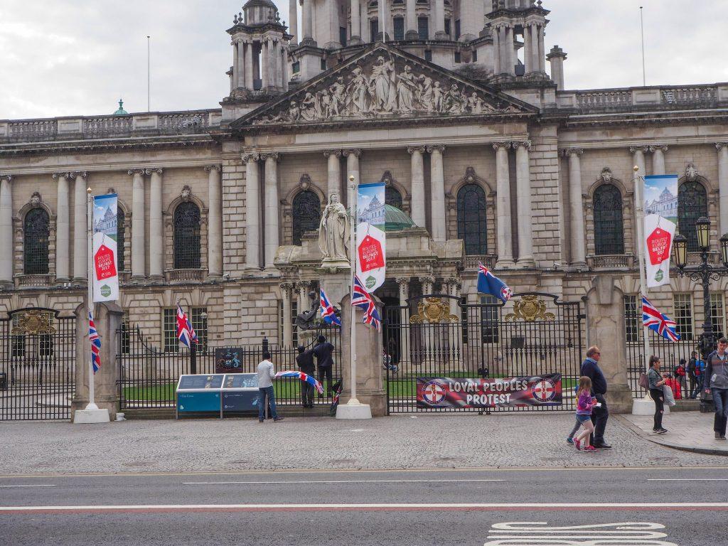 Mairie de Belfast- Un week-end à Belfast: conseils pratiques et bonnes adresses pour un week-end réussi de quelques jours en Irlande du Nord