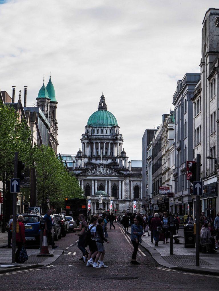 Centre-ville de Belfast