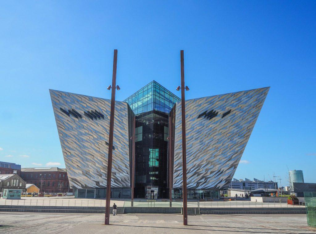 Musée du Titanic à Belfast- Un week-end à Belfast: conseils pratiques et bonnes adresses pour un week-end réussi de quelques jours en Irlande du Nord