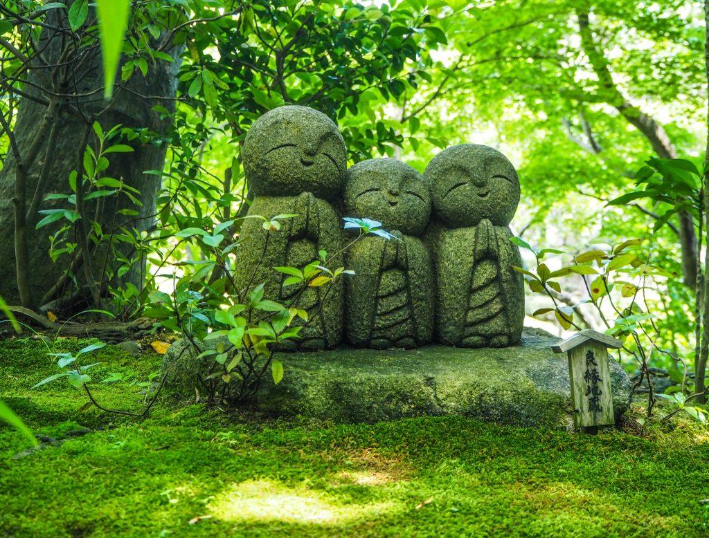 Statues à Kamakura