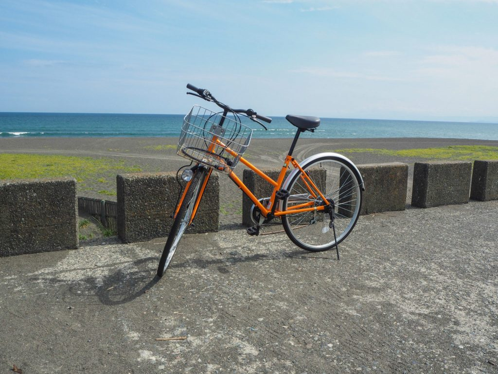 A vélo à la découverte de Oiso et de la côte de la baie de Saitama