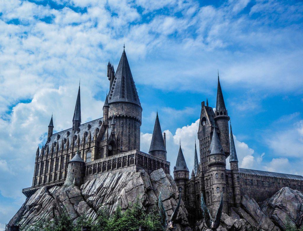 Poudlard aux Universal Studios au Japon