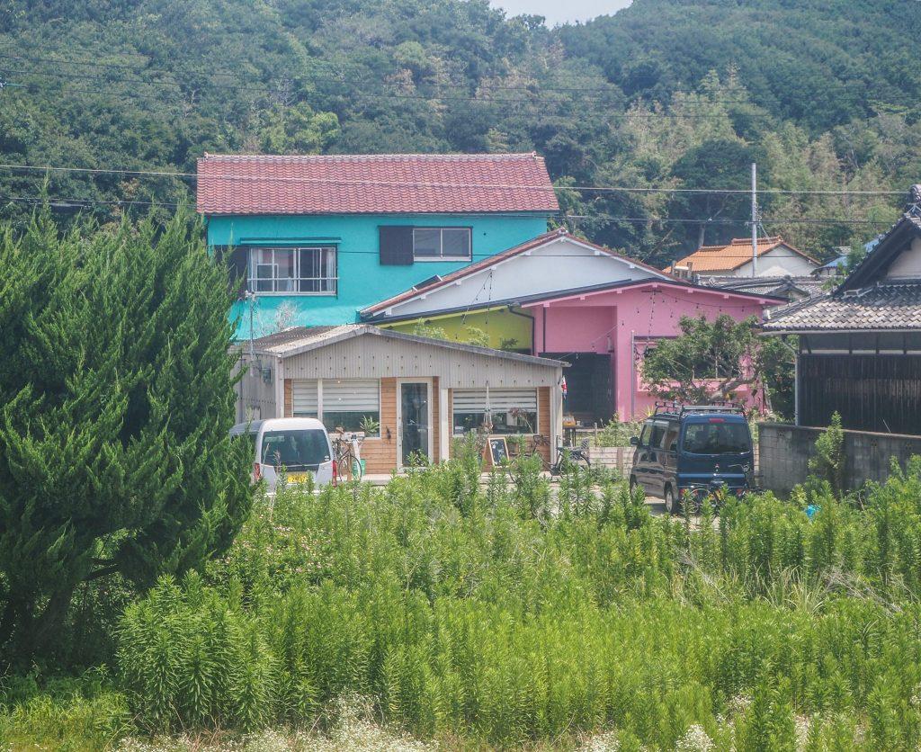 Café et Guesthouse Kaede à Wakayama
