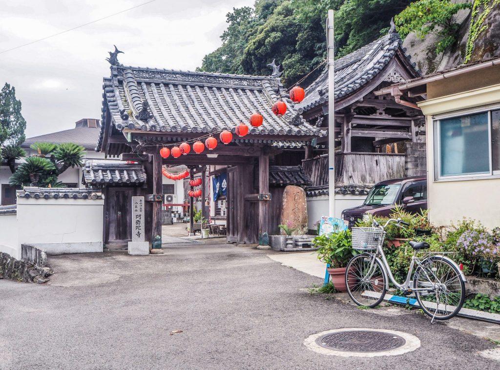Temples et maisons traditionnelles à Kada, Wakayama lors d'un voyage authentique au Japon en mode slow travel
