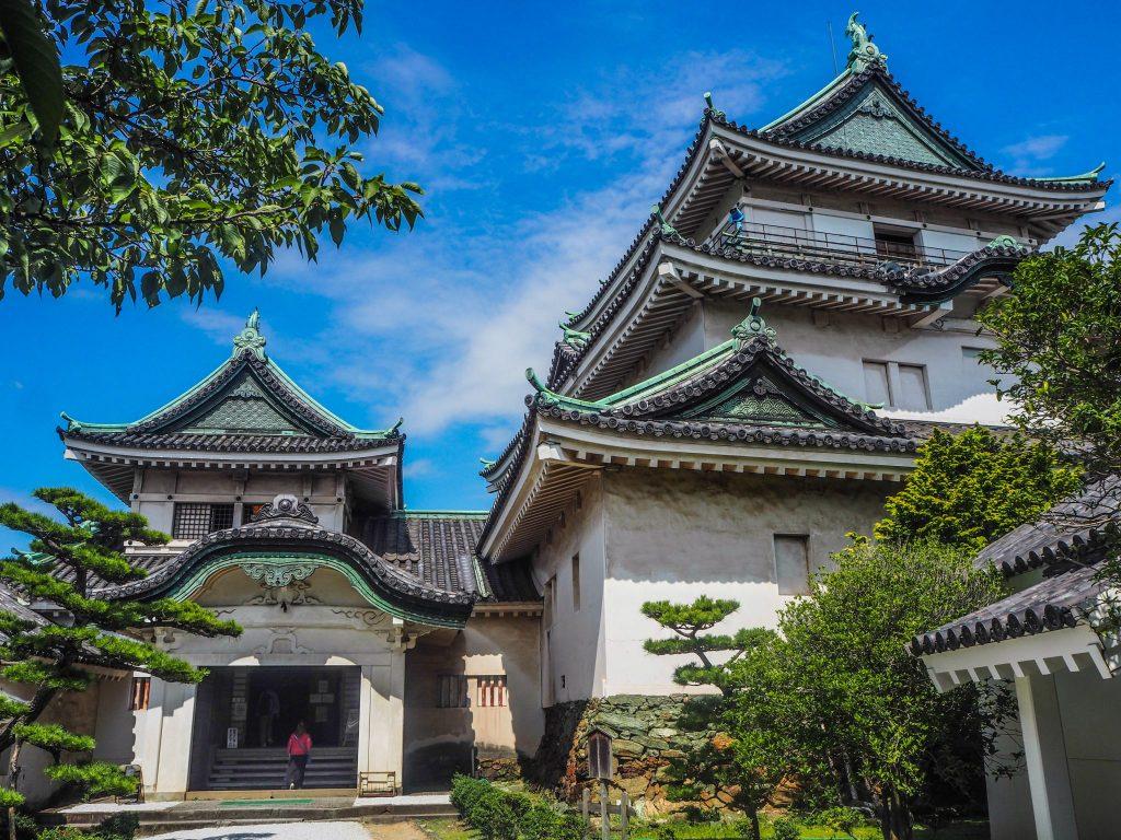 Visiter le Château de Wakayama