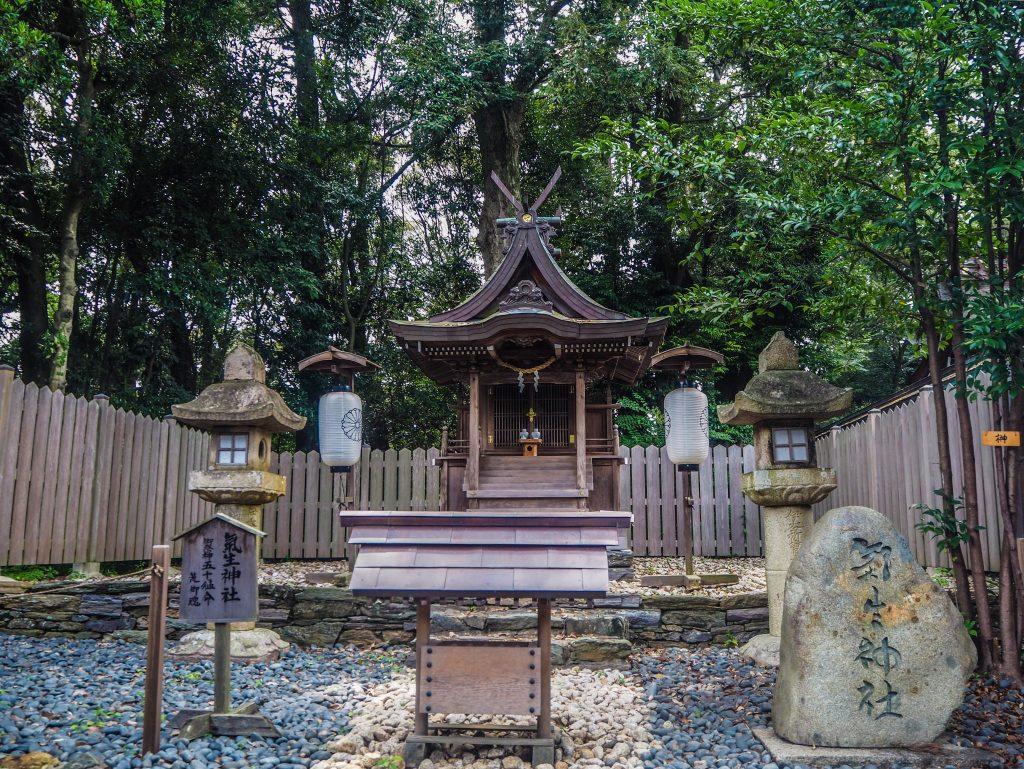 Temple Itakiso à Wakayama lors d'un voyage au Japon authentique en mode slow travel