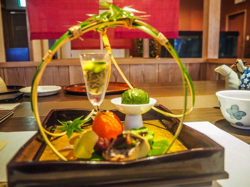 Cuisine Kaseiki - Dormir dans un ryokan à Wakayama, pour découvrir un Japon authentique en mode slow travel