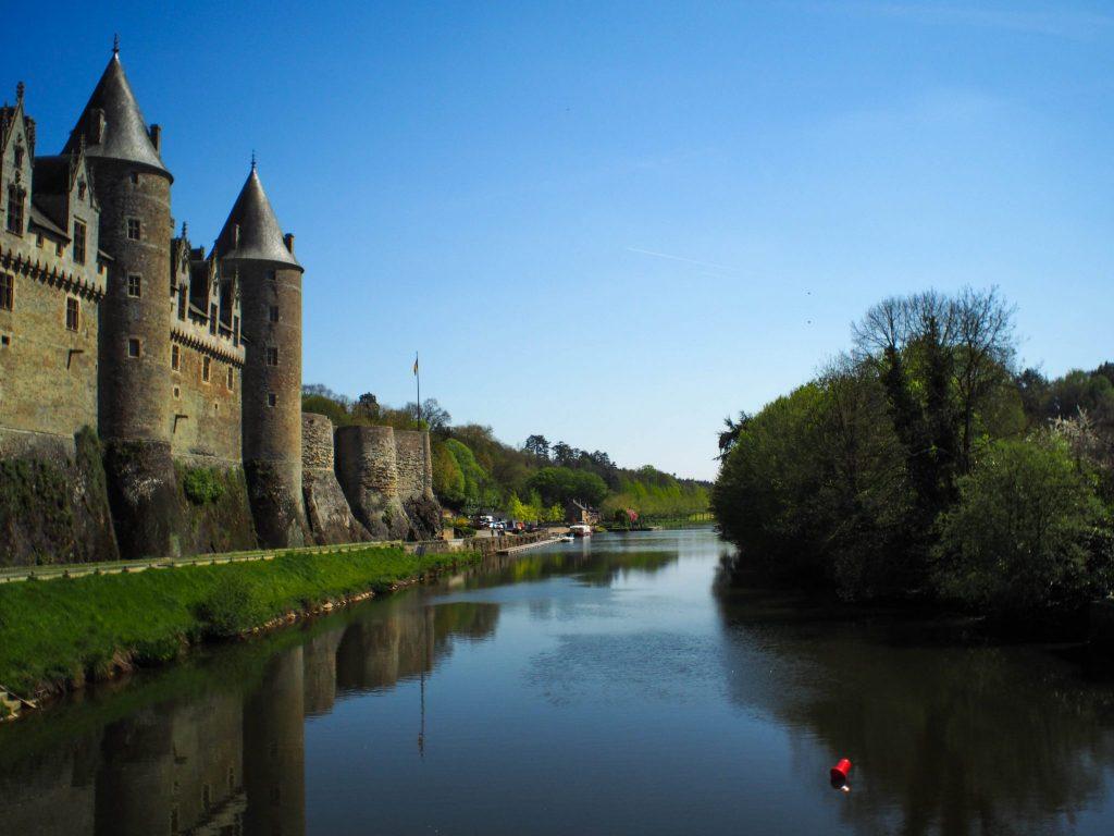 Cité de caractère, Josselin - Visiter Brocéliande en Bretagne, une terre de légendes et d'histoire