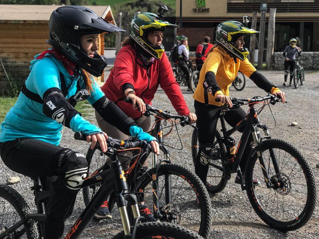 Faire du VTT de descente à la Bike republic de Sölden - Un voyage en Autriche d'aventure et d'adrénaline: repousser et tester ses limites au tyrol