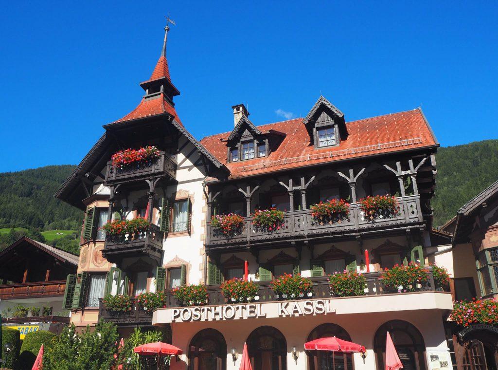 Le village d'Ötztal Ache sous le soleil - Un voyage en Autriche d'aventure et d'adrénaline: repousser et tester ses limites au tyrol