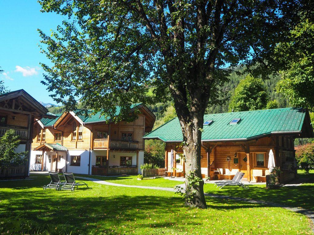 Natur and Aktiv Resort, un hôtel à Ötztal - Un voyage en Autriche d'aventure et d'adrénaline: repousser et tester ses limites au tyrol