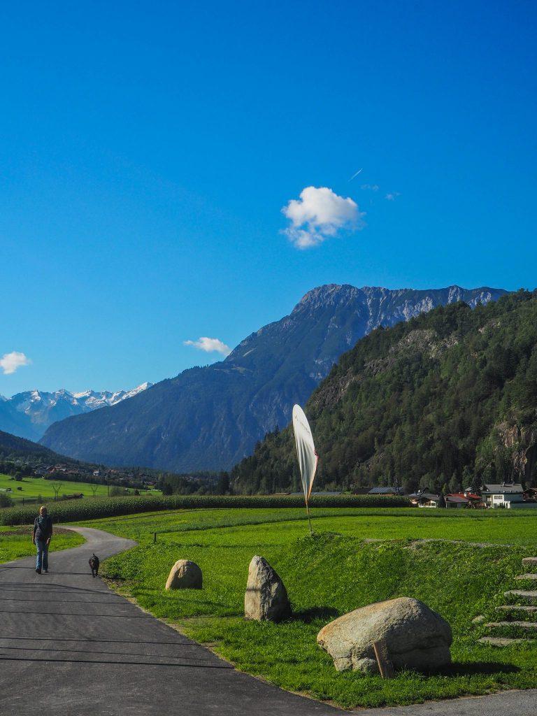 Promenade en VTT électrique à Ötztal pour découvrir le lac Piburger - Un voyage en Autriche d'aventure et d'adrénaline: repousser et tester ses limites au tyrol