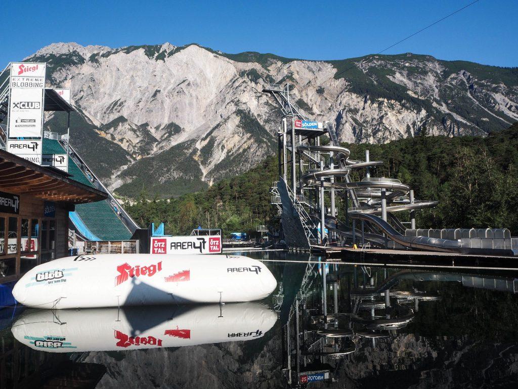 Area 47, un parc d'attractions de sport outdoor et un paradis aquatique - Un voyage en Autriche d'aventure et d'adrénaline: repousser et tester ses limites au tyrol