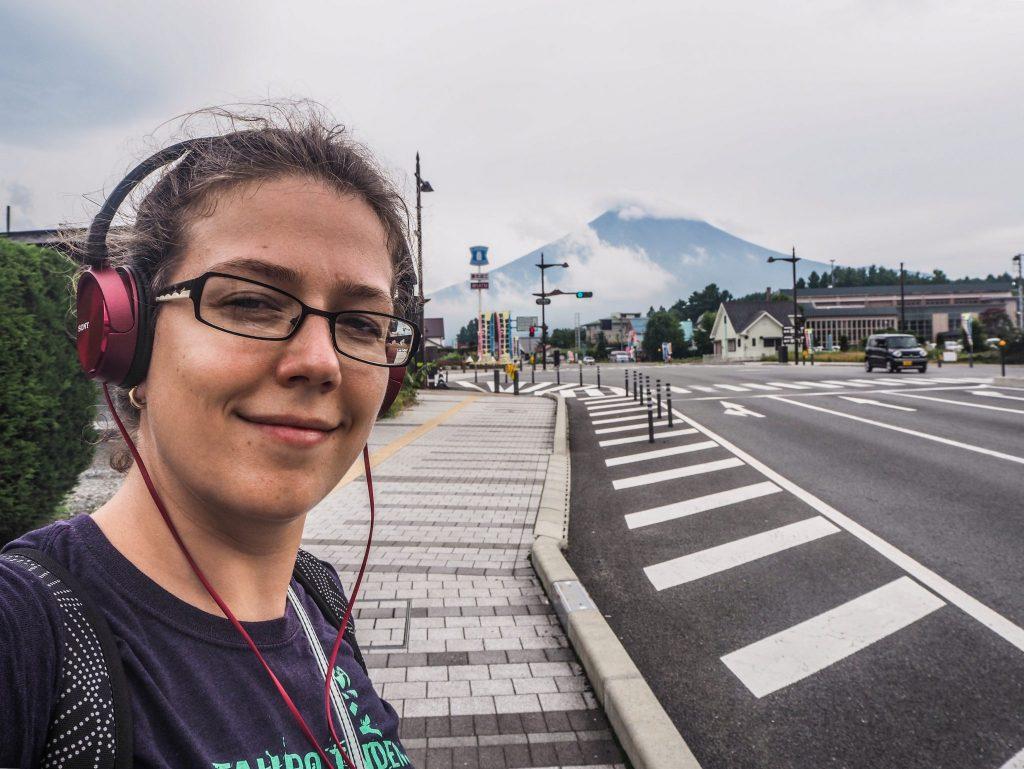 Mont Fuji à Kawaguchiko - Ecouter des livres audio en voyage, la solution idéale pour se replonger dans la lecture en douceur et pour un voyage immersif et littéraire