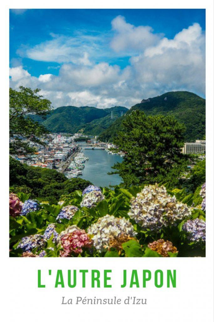 L'Autre Japon, à la découverte de la Péninsule d'Izu lors d'un volontariat Workaway au Japon