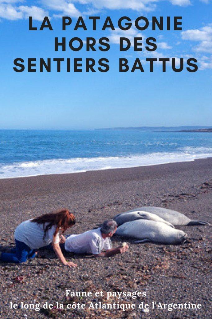 Patagonie hors des sentiers battus - Patagonie argentine maritime sur la côte de l'Océan Atlantique
