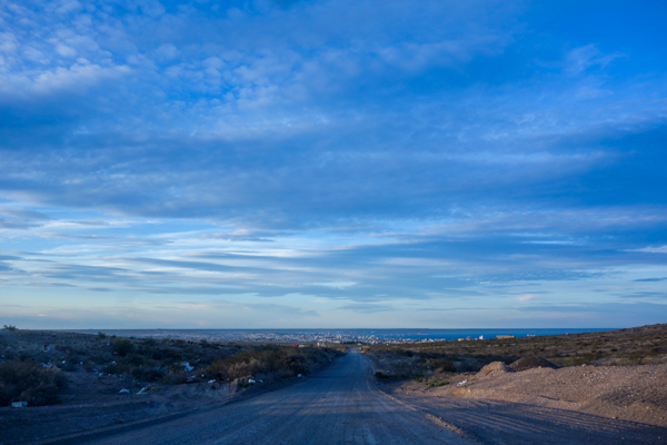 Sur la route en Patagonie - Patagonie hors des sentiers battus - Patagonie argentine maritime