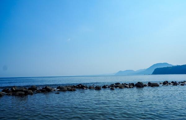 L'autre Japon sur la Péninsule d'Izu au Japon