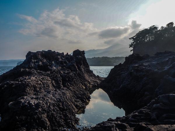 Randonnée le long de la côte Jogasaki à Izukogen - L'autre Japon sur la Péninsule d'Izu au Japon