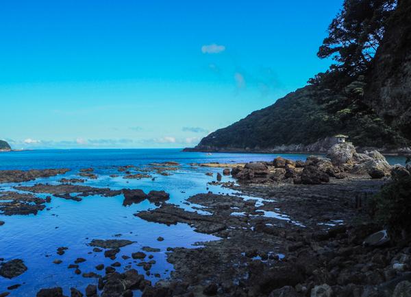 Plage à Shimoda - L'autre Japon sur la Péninsule d'Izu au Japon