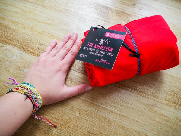 L'ultime robe de voyage, Kameleon Rose, le cadeau parfait pour les voyageuses minimalistes