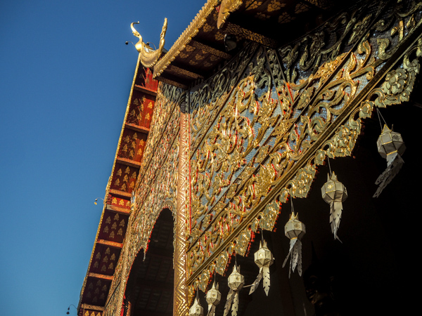 Voyages et Vagabondages au fil des mois - Bilan mensuel décembre 2017 - Chiang Mai, Thaïlande