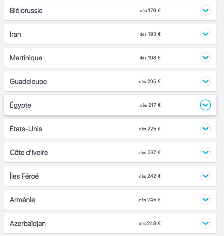 Comment trouver un billet d'avion pas cher? Trouver un vol pas cher quand on est flexible, pour aller n'importe où et n'importe quand