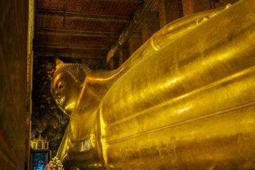 Temple Wat Pho et bouddha couché - Visiter Bangkok: le guide pratique complet pour un premier voyage en Thaïlande et à Bangkok