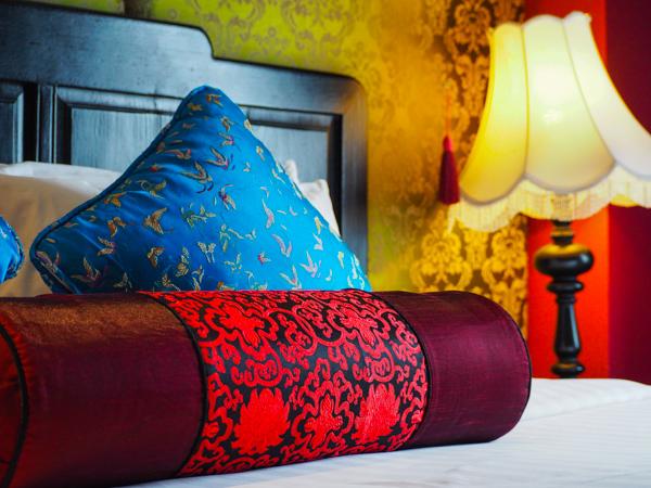Hôtel Shanghai Mansion à Chinatown à Bangkok - Où dormir à Bangkok - Visiter Bangkok: le guide pratique complet pour un premier voyage en Thaïlande et à Bangkok