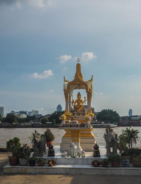 Fleuve Chao Phraya à Bangkok - Visiter Bangkok: le guide pratique complet pour un premier voyage en Thaïlande et à Bangkok