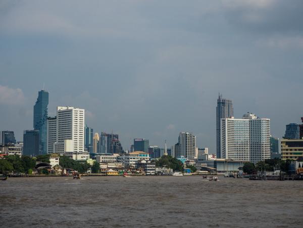Fleuve Chao Phraya - Visiter Bangkok: le guide pratique complet pour un premier voyage en Thaïlande et à Bangkok
